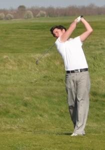 003 - Alex Glover from St. Mellion Golf Club